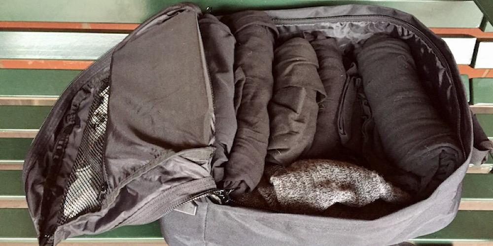 classic 28L cabin sized bag cabin zero