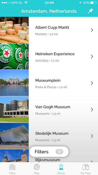 tripscout travel guide app