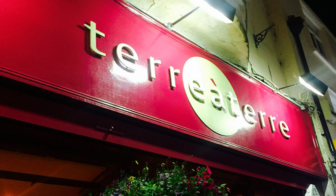Terre à Terre The Vegetarian Restaurant Brighton