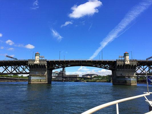 Burnside Bridge Portland Oregon