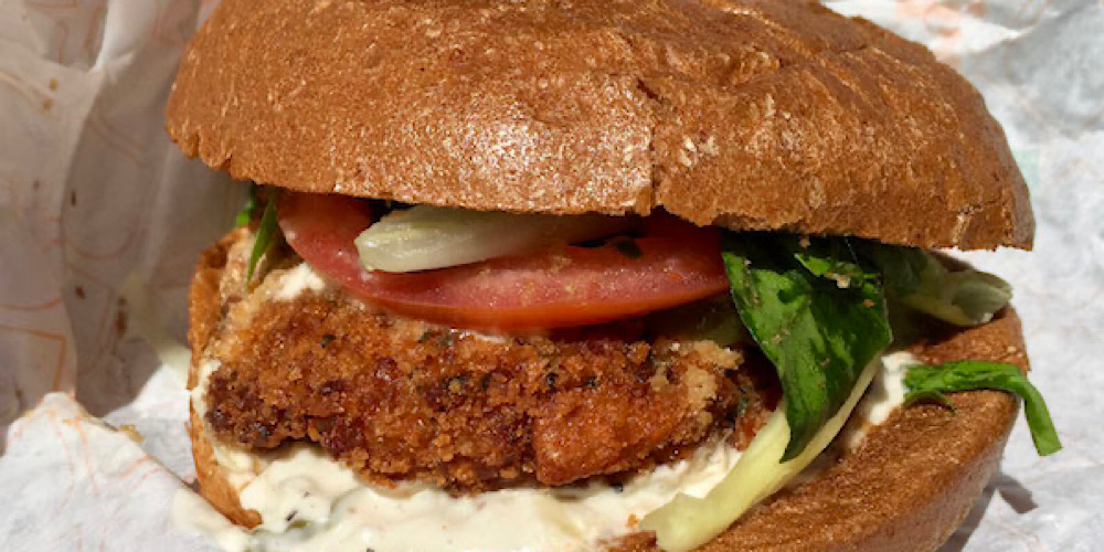 Portland Vegan Bites: Veggie Grill