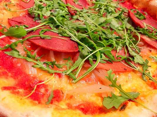 No Meat ME Vegan Pizza