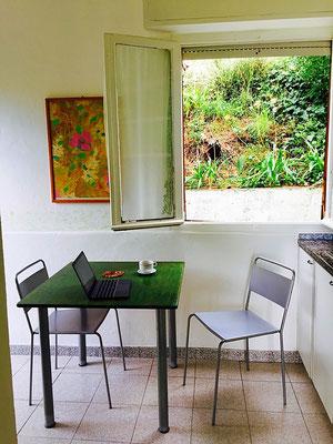 dining room la francesca resort italy