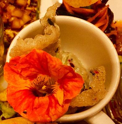 deep fried chips vegan tapas Terre à Terre
