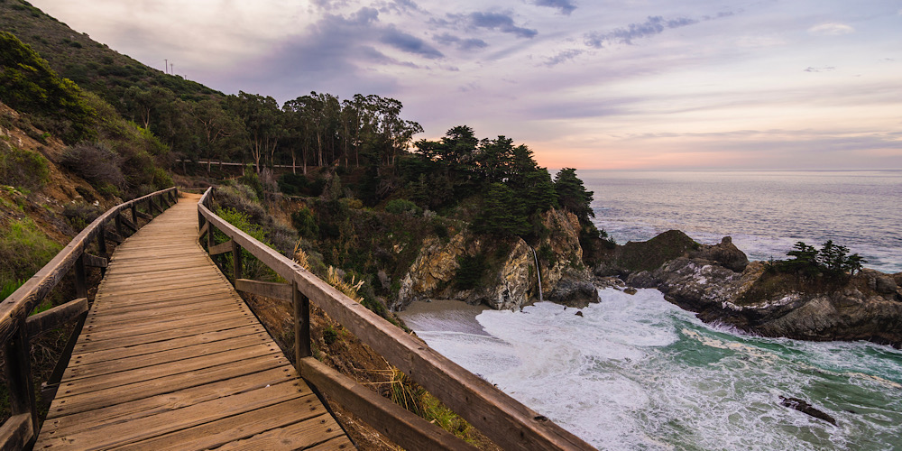 An Outdoorsy Guide to the California Coastline