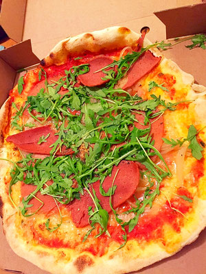 vegan pizza Pizza Me