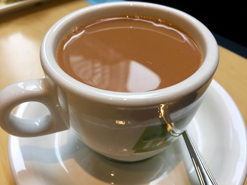 oatly tea green common hong kong