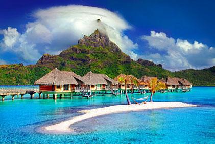 Bora Bora - French Polynesia - https://fshoq.com