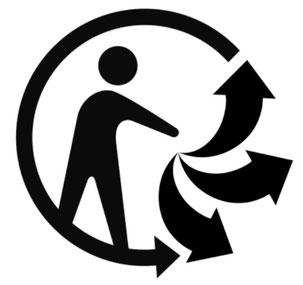 The Triman logo