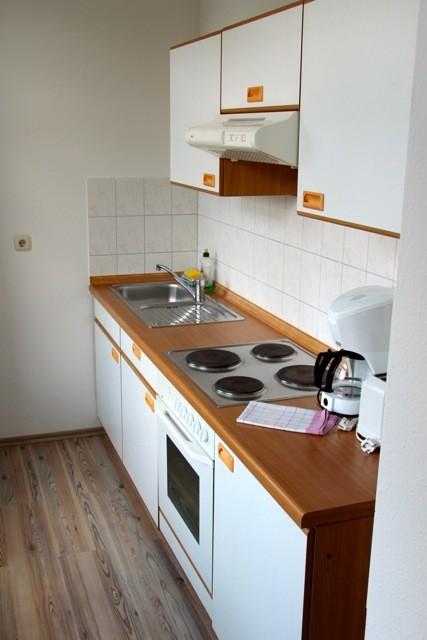Beispiel Familien Apartment - Küche