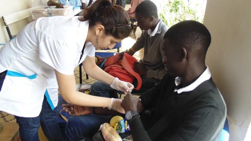 Journée don de sang à Batisup 17-03-15
