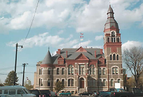 Pulaski County Courthouse