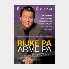 Rijke Pa, Arme Pa, Robert T. Kiyosaki