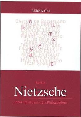 Nietzsche unter französischen Philosophen