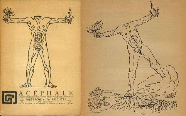 Acéphale, janvier 1937