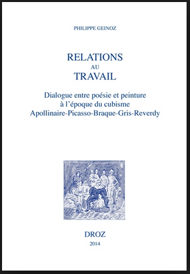 Philippe Geinoz, Relations au travail