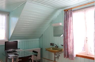 Pension mit 4 Doppelzimmer auf dem Balmberg