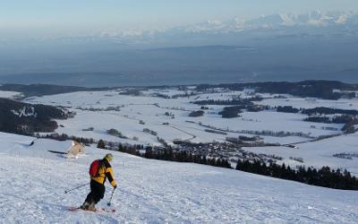 Skitouren Jura