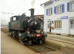Wanderungen Jura und Zugsdepot Balsthal besichtigen