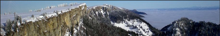 Winterwandern Jura