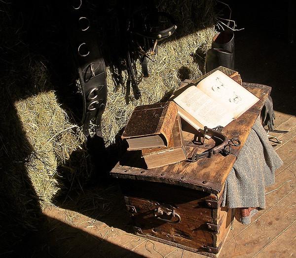 Den Klassiske Ridekunstens verktøykasse