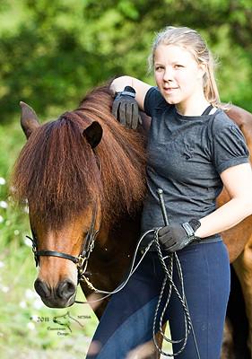 Bli fôrrytter eller hestepasser ved Bergen