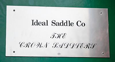 Ideal saler - dørskilt