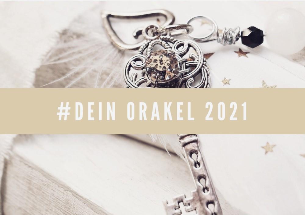Dein Orakel für 2021! Es wird magisch sein.