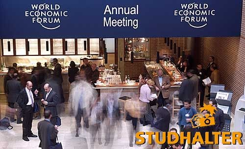 Official Photographer Annual Meeting World Economic Forum Davos 2002-2007 (swiss-image.ch),