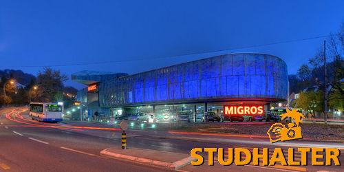 MM Luzern Würzenbach: Centers Migros Luzern Architektur GMLU