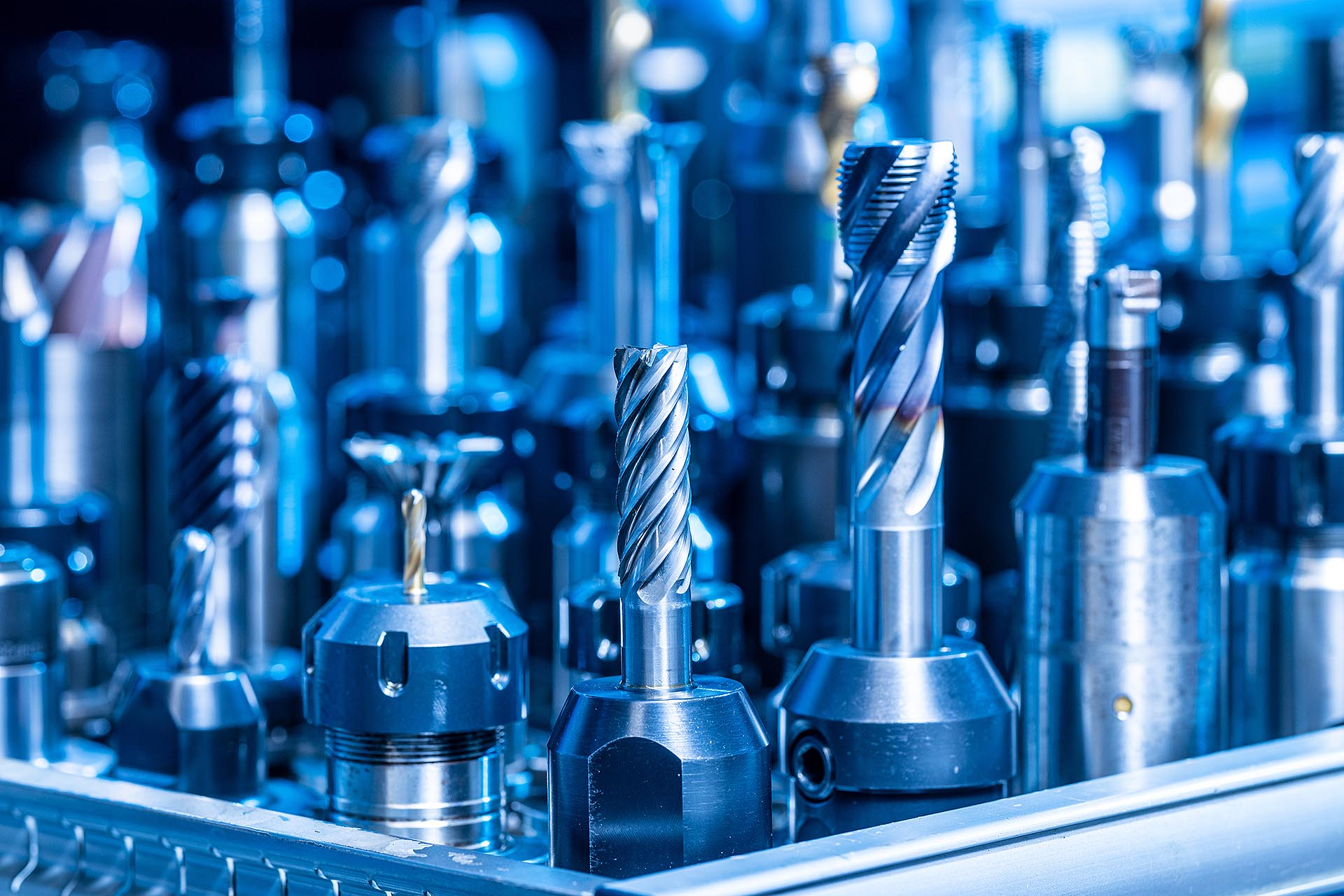 Faszination Metall: Bühlmann Maschinenbau AG