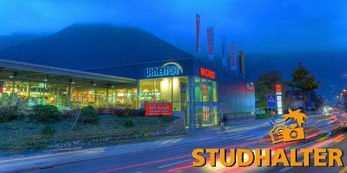MMM Urnertor Altdorf: Centers Migros Luzern Architektur GMLU