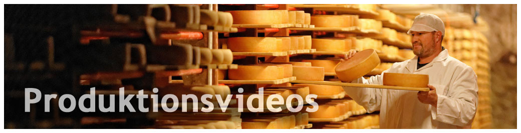 Link zu Produktionsvideos