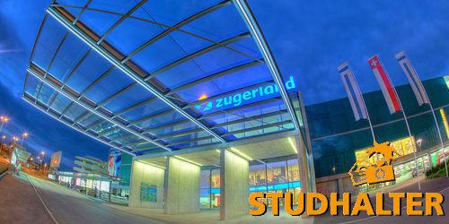 MMM Zugerland Steinhausen: Centers Migros Luzern Architektur GMLU