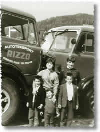 Rizzo founder Family