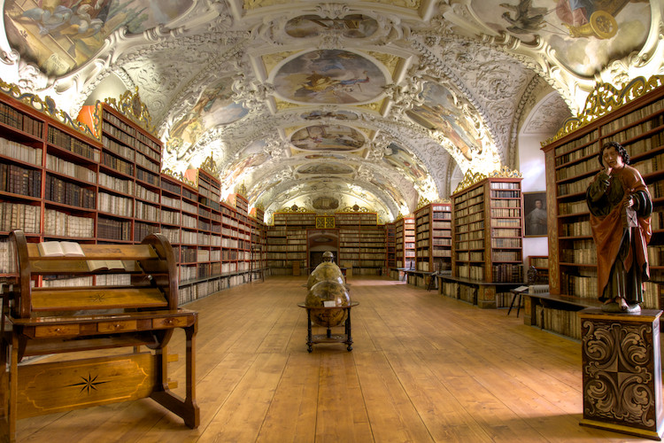 Strahov Theological Library