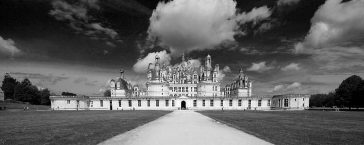 Château de Chambord, Loire Valley, Loir-et-Cher, France. (2008)