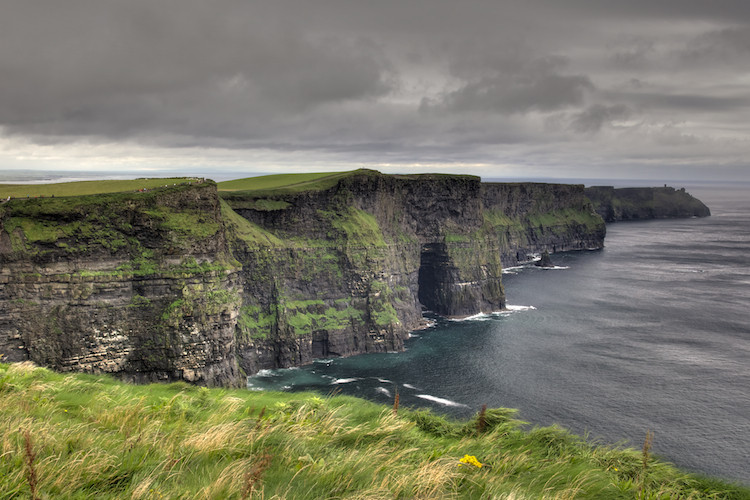 Cliffs of Moher, the Burren, County Clare