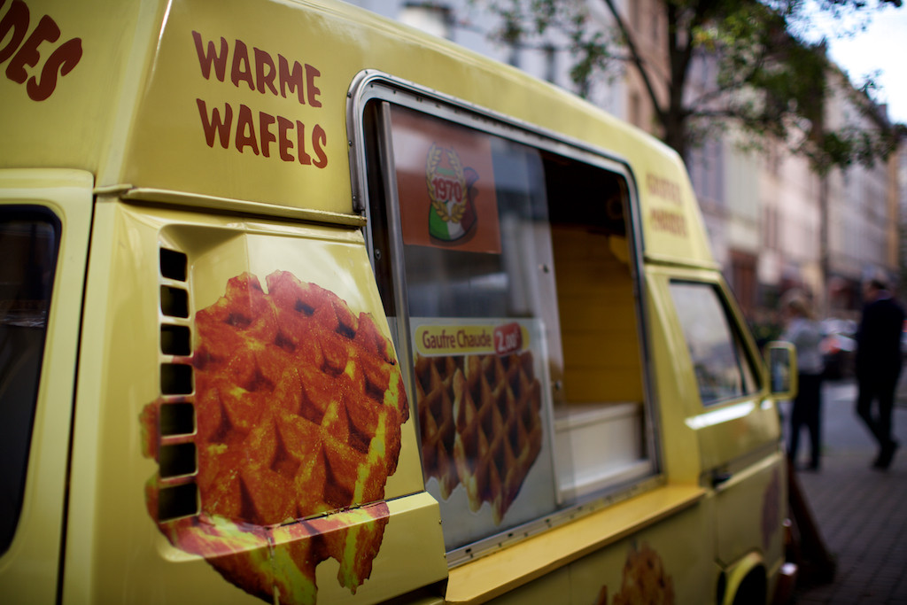 typical wafels