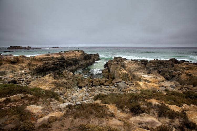 Monterey Bay, 17 Mile Drive