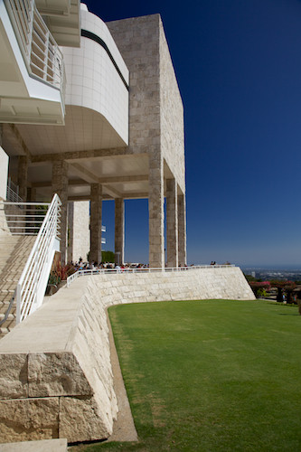 The Getty Center, by Richard Meier, Los Angeles, CA, USA. (2013)