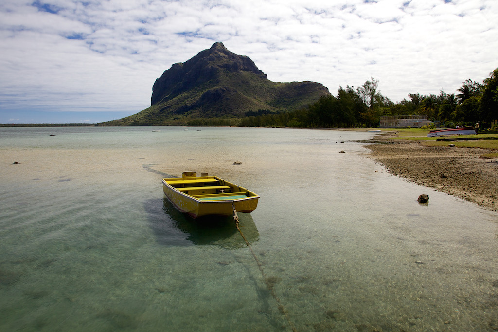 Le Morne, south west coast