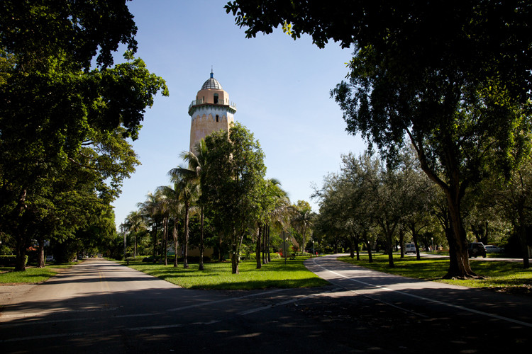 Water Tower, Coral Gables, Miami