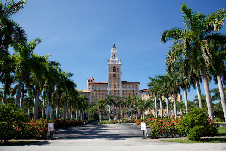 Biltmore Hotel, Coral Gables, Miami