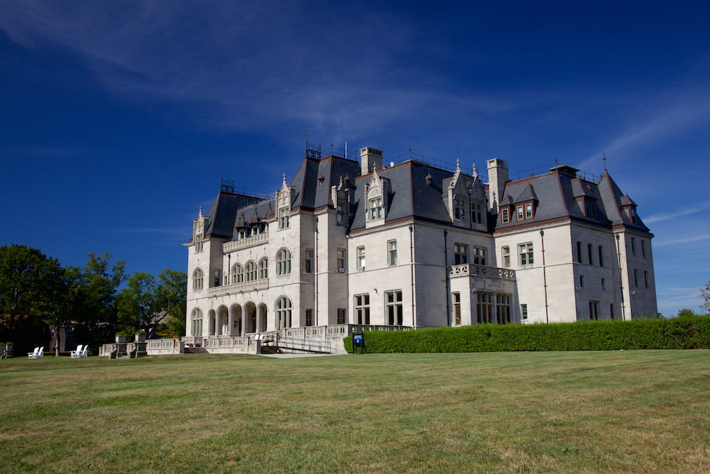 The Mansions on the Cliff Walk, Newport, RI