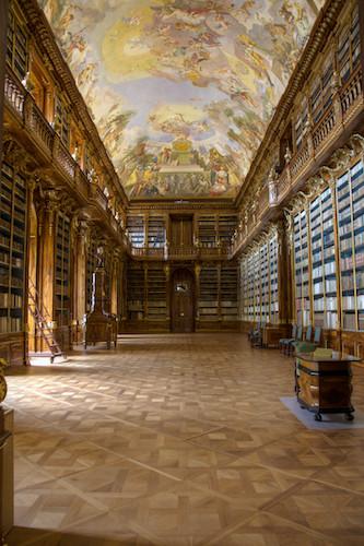 Strahov Philosophical Library