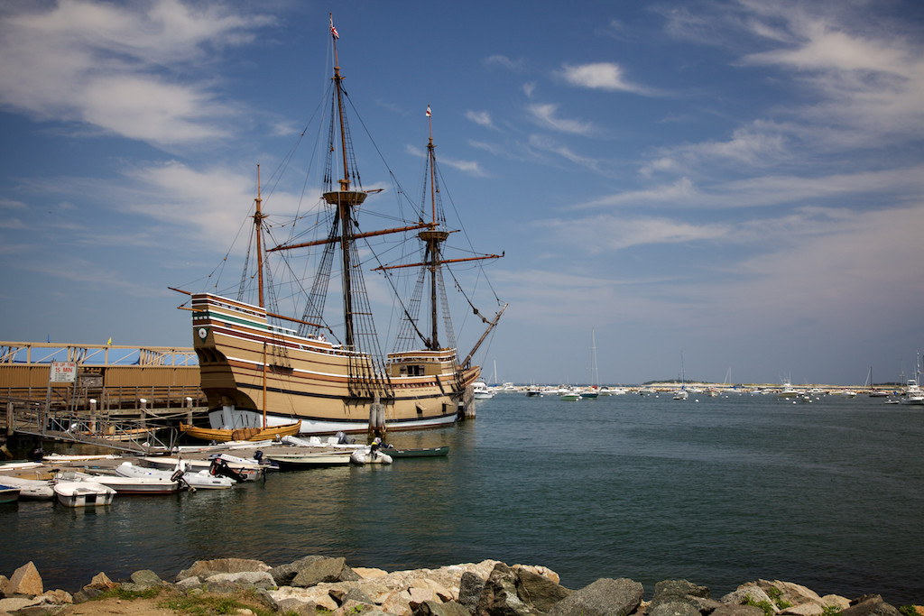 The Mayflower, Plymouth, MA