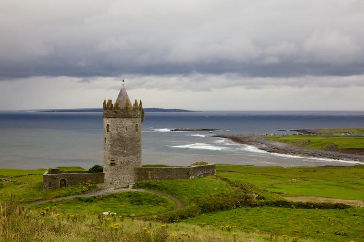 Doolin, the Burren, County Clare