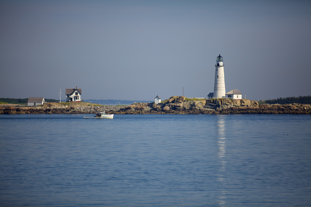 Boston Harbour Islands, MA