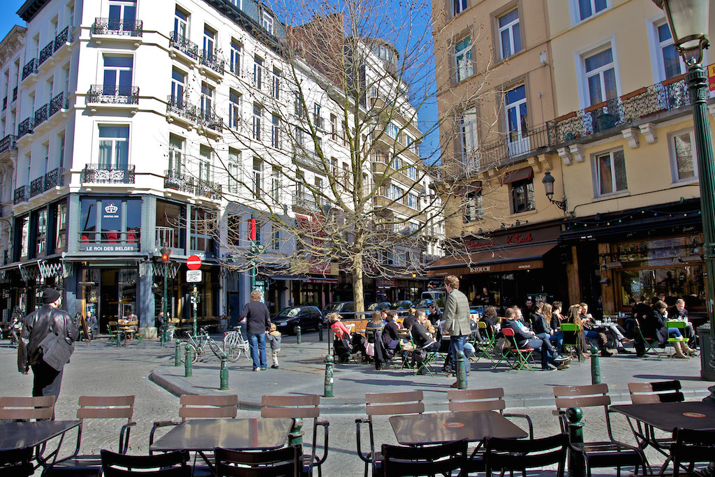 Place St. Gery